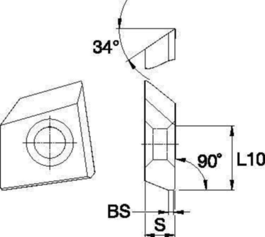 Indexable Inserts • Fix-Perfect • BGHX15L5...