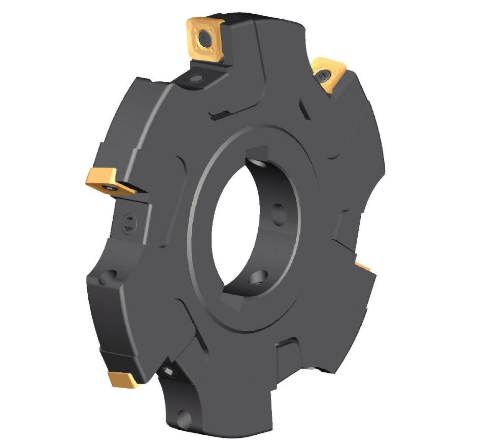 Frese per scanalatura KSSM™ - IC 10 - Regolabile (Montaggio ad albero - Taglio unilaterale - Sinistra 14 mm)