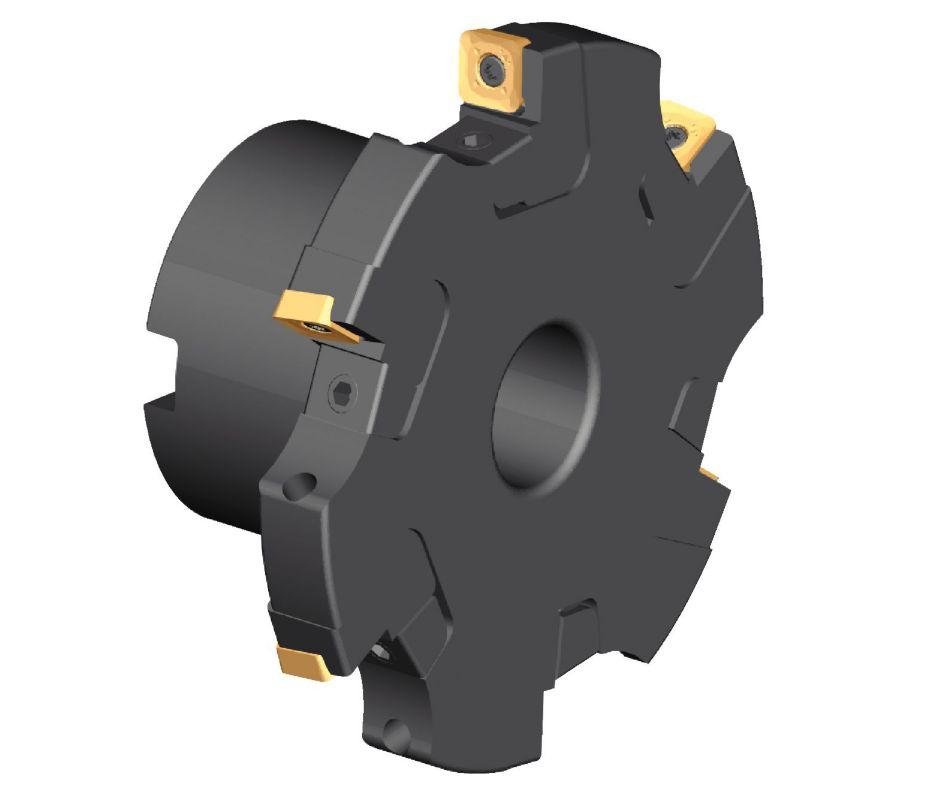 Frese per scanalatura KSSM™ - IC 10 - Regolabile (montaggio a manicotto - taglio unilaterale - sinistra - 14 mm)