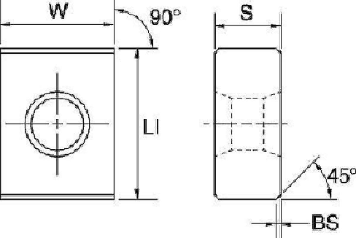 Indexable Inserts • 0° LN LNEU/LNEQ