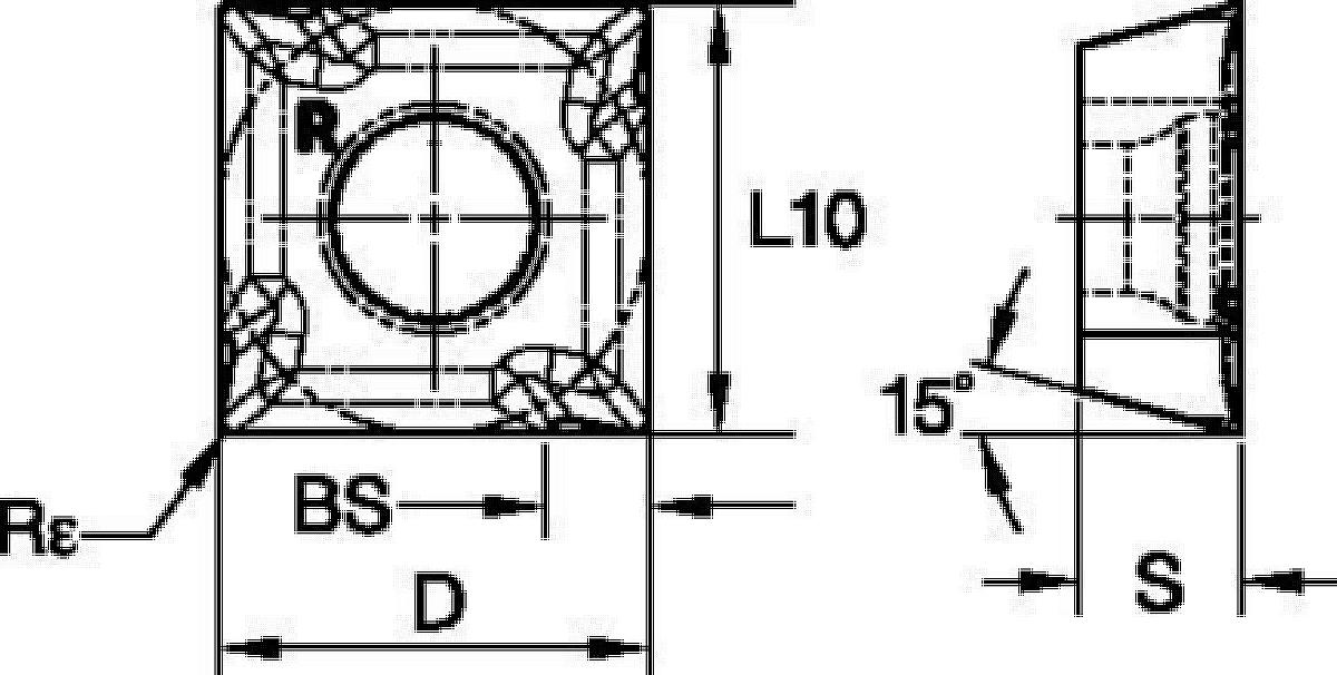 Indexable Inserts • SD.T1204