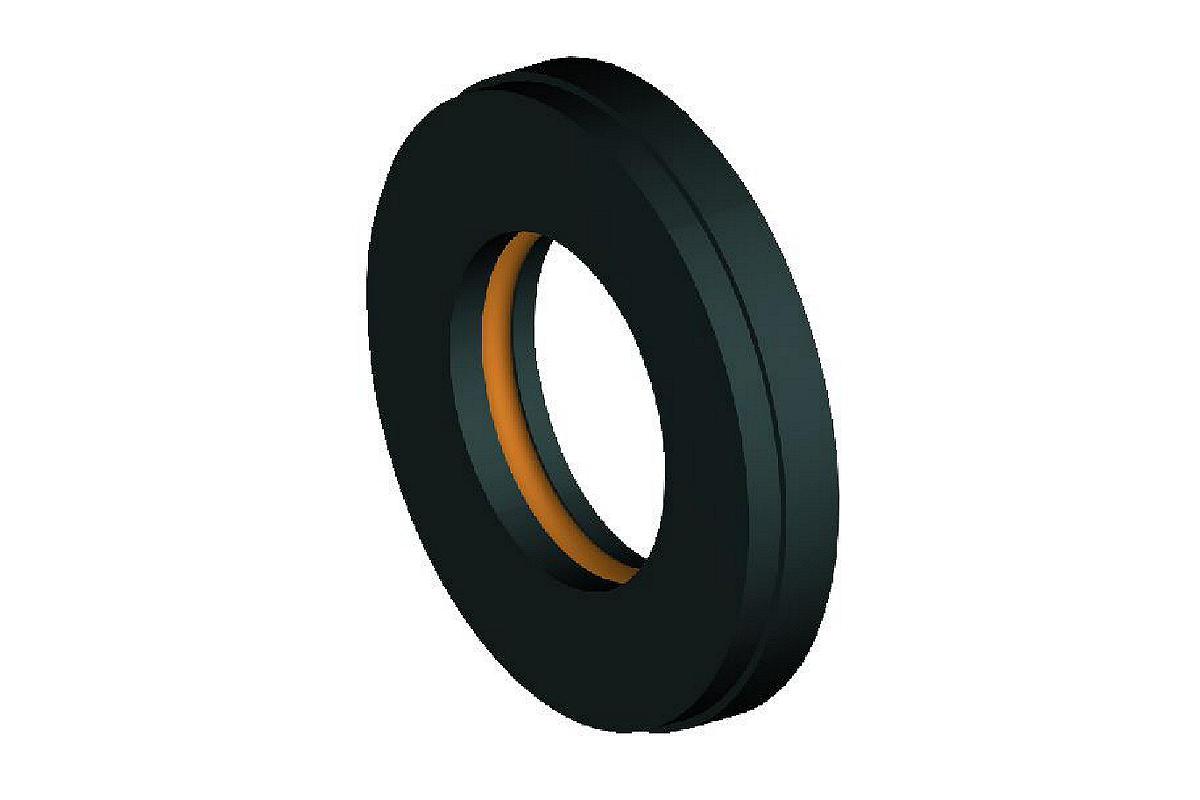 ER32 Coolant Locknut Sealing Disks