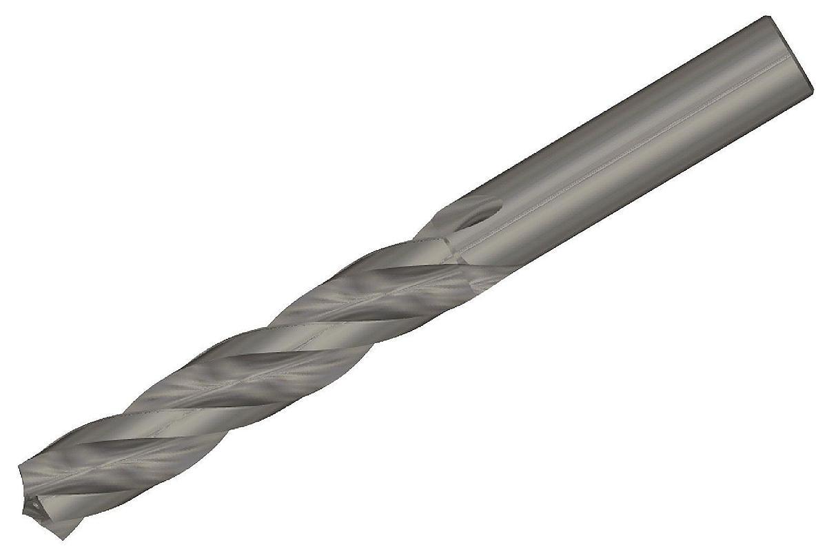 Punte TF • Materiali in titanio • Adduzione interna di refrigerante • Dati tecnici