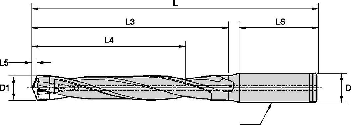 Cuerpos de mango redondo KSEM™