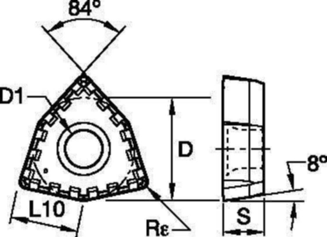 Drill Fix™ DFT™ • LD Inserts