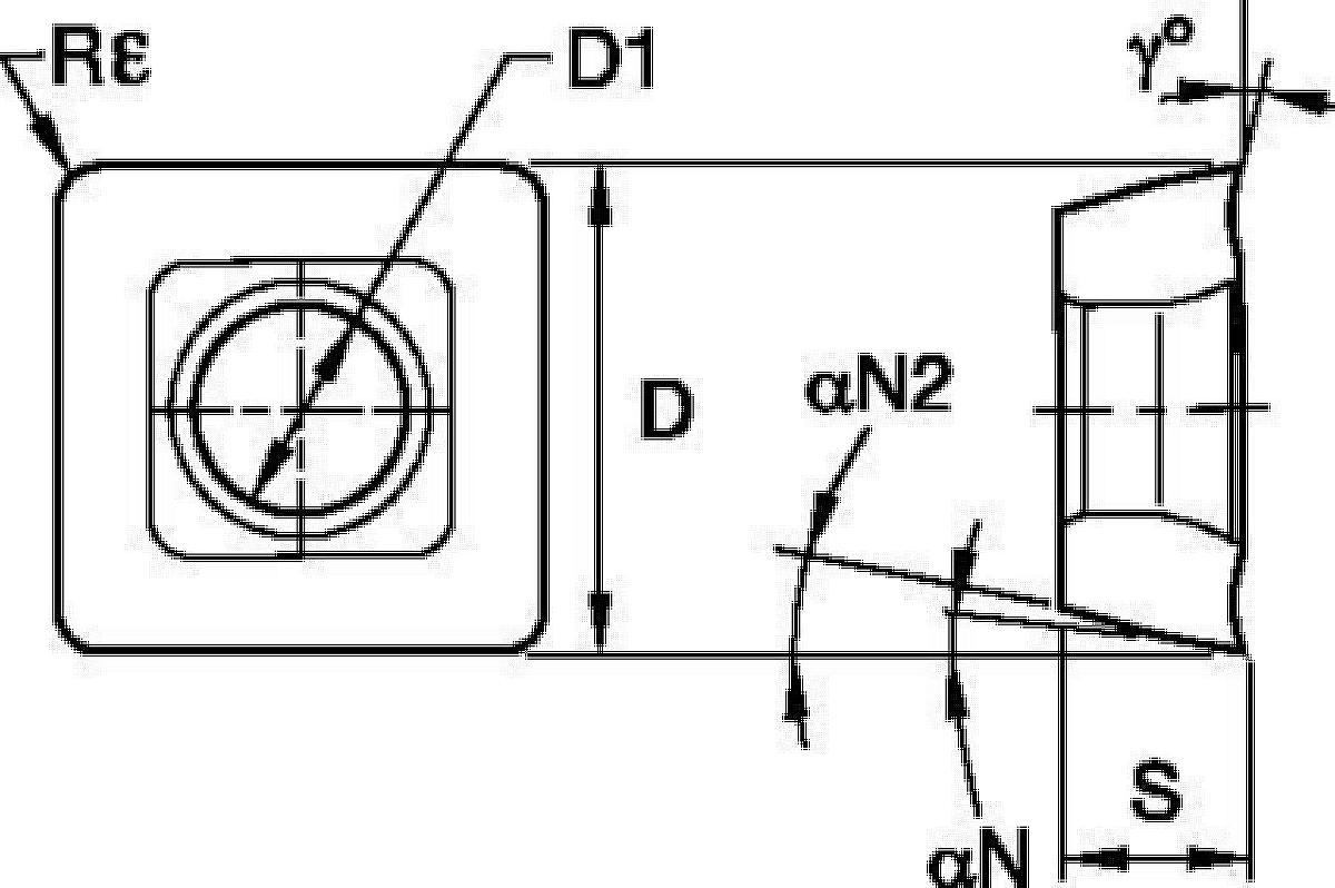 Drill Fix™ DFSP™ • HP Inserts