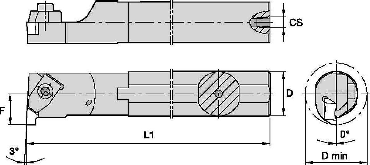 Top Notch™一体型ツールホルダー