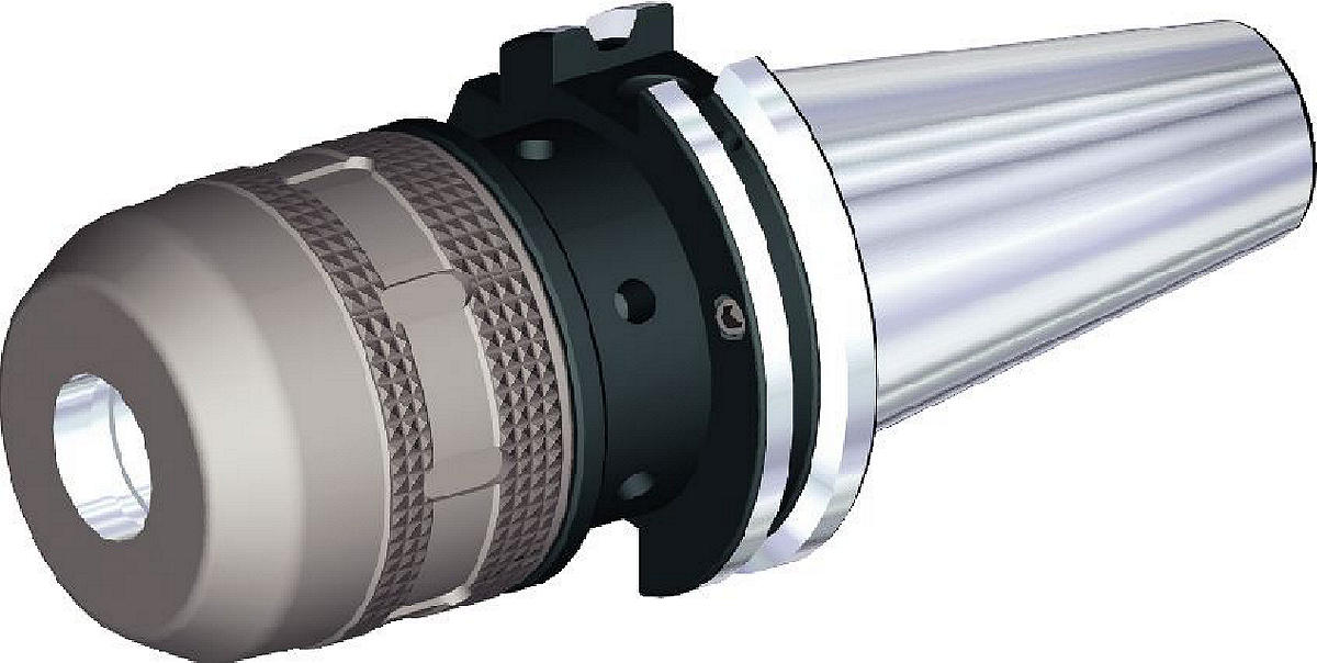 HPMC High-Performance Milling Chucks