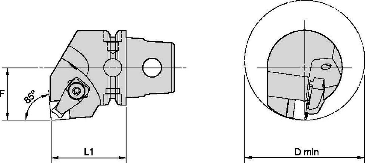C-MX-Clamping • TopThread™ and TopGroove™