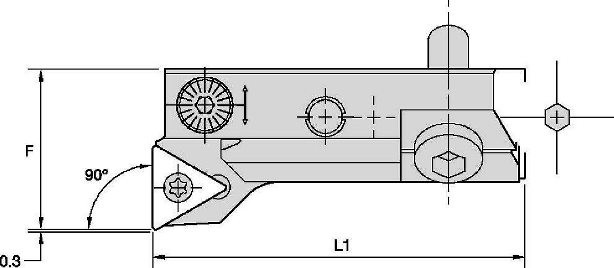 ROTAFLEX™ Hochleistungs-Feinbohrsysteme