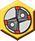 Tool Dimensions: 2flute/4margin/X/cool