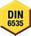DIN number 6535