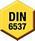 DIN number 6537