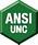 Herstellerspezifikationen: ANSI UNC