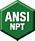 Herstellerspezifikationen: ANSI UNF