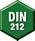 Número DIN 212