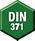 Número DIN 371