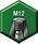 Drawbar Thread Size: M12
