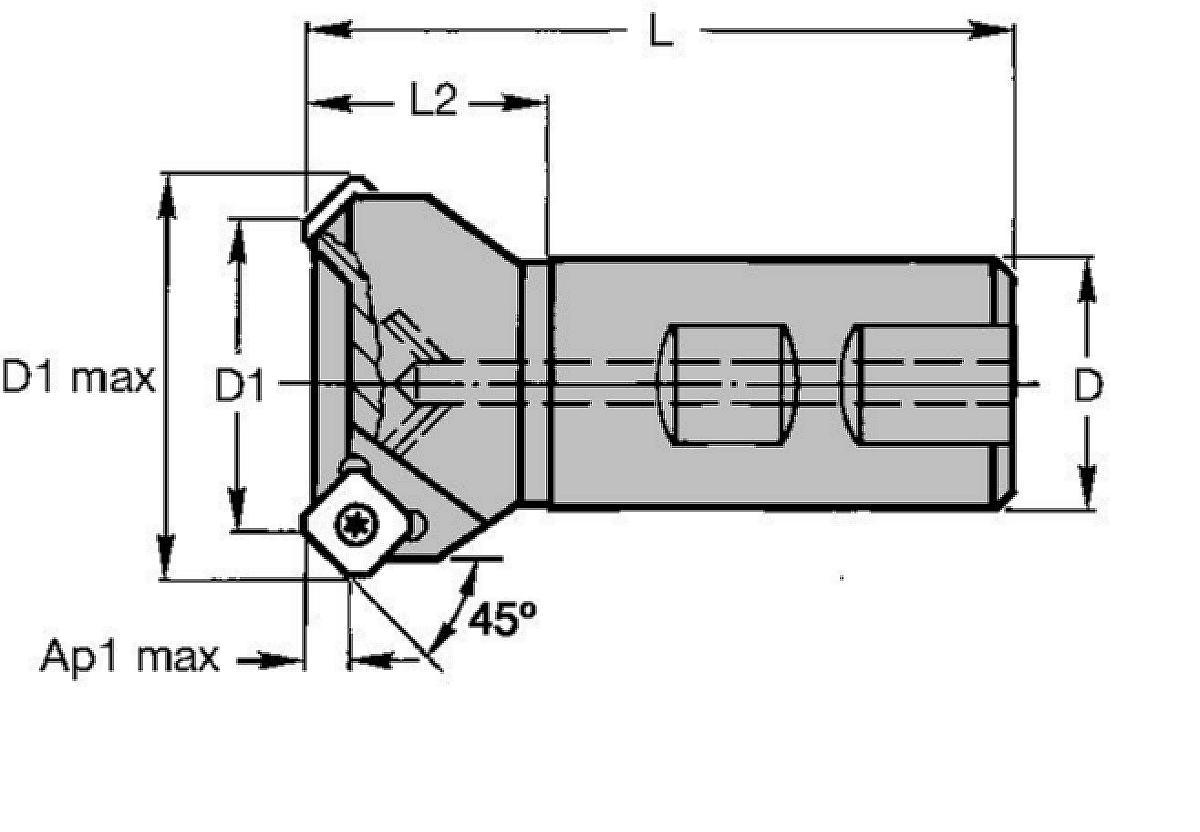 Weldon® Shanks • SN1205..