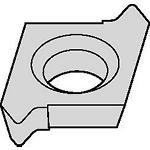 Břitové destičky pro vyvrtávání malých otvorů s pozitivní geometrií