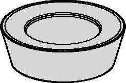 Weitere Wendeschneidplatten • RDPX-MM