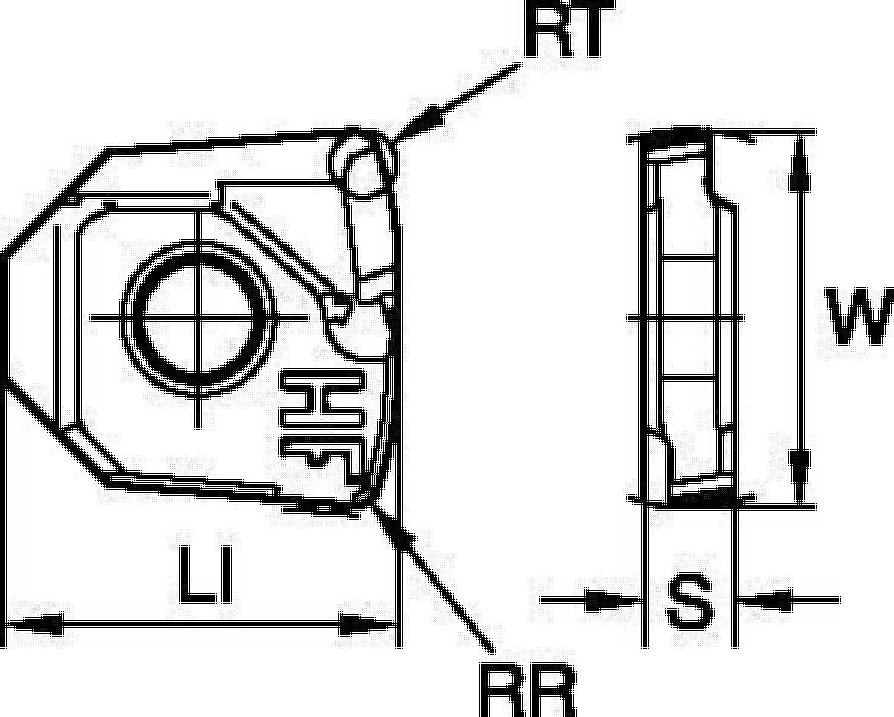 Břitové destičky M270 pro vysoké posuvy