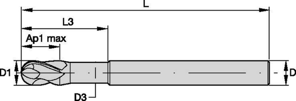 VariMill I™ • Serie 47N0 • metrisch