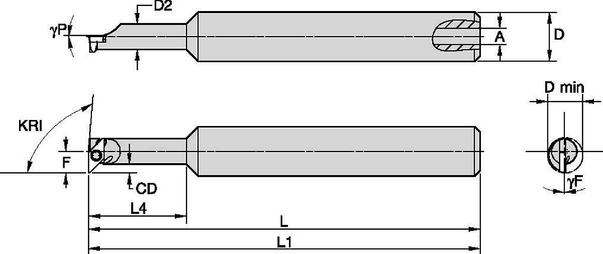 Upínací systém S • Ocelové
