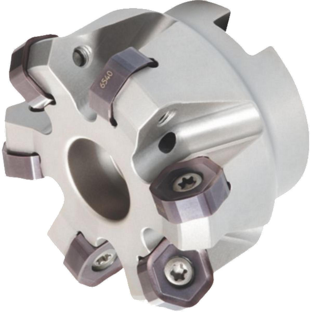 45° • Shell Mills • Metric