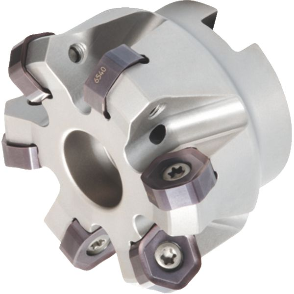 M1200 Mini • 15° • High Feed • Shell Mills • Metric
