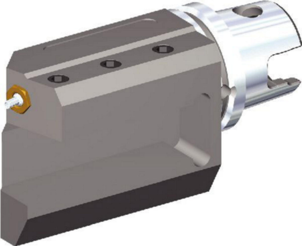 Single Square Shank Adapters