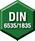 Zylinderschaft –  Weldon,  DIN 6535/1835