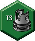 Shank: KM-TS™ ISO 26622