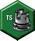Shank - KM-TS ISO 26622