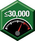 Drehzahl –  Maximal  30,000 min-1
