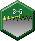 Forma imbocco: Imbocco con smusso (3–5)