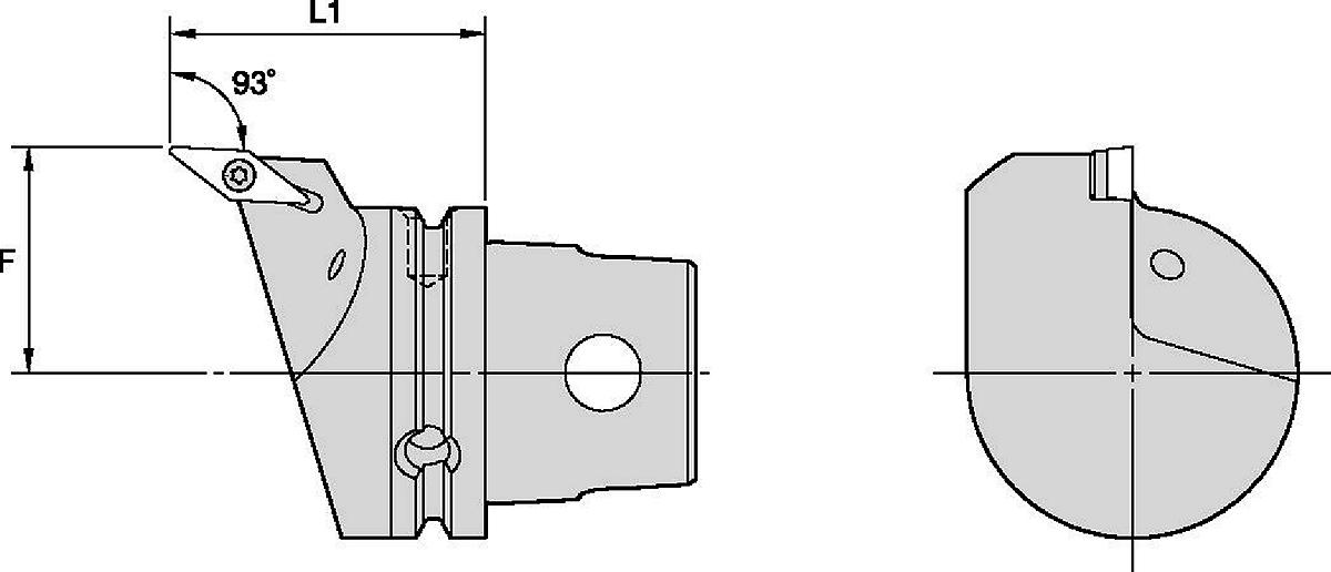 S-Clamping • Cut-Off Blocks for Cut-Off Blades