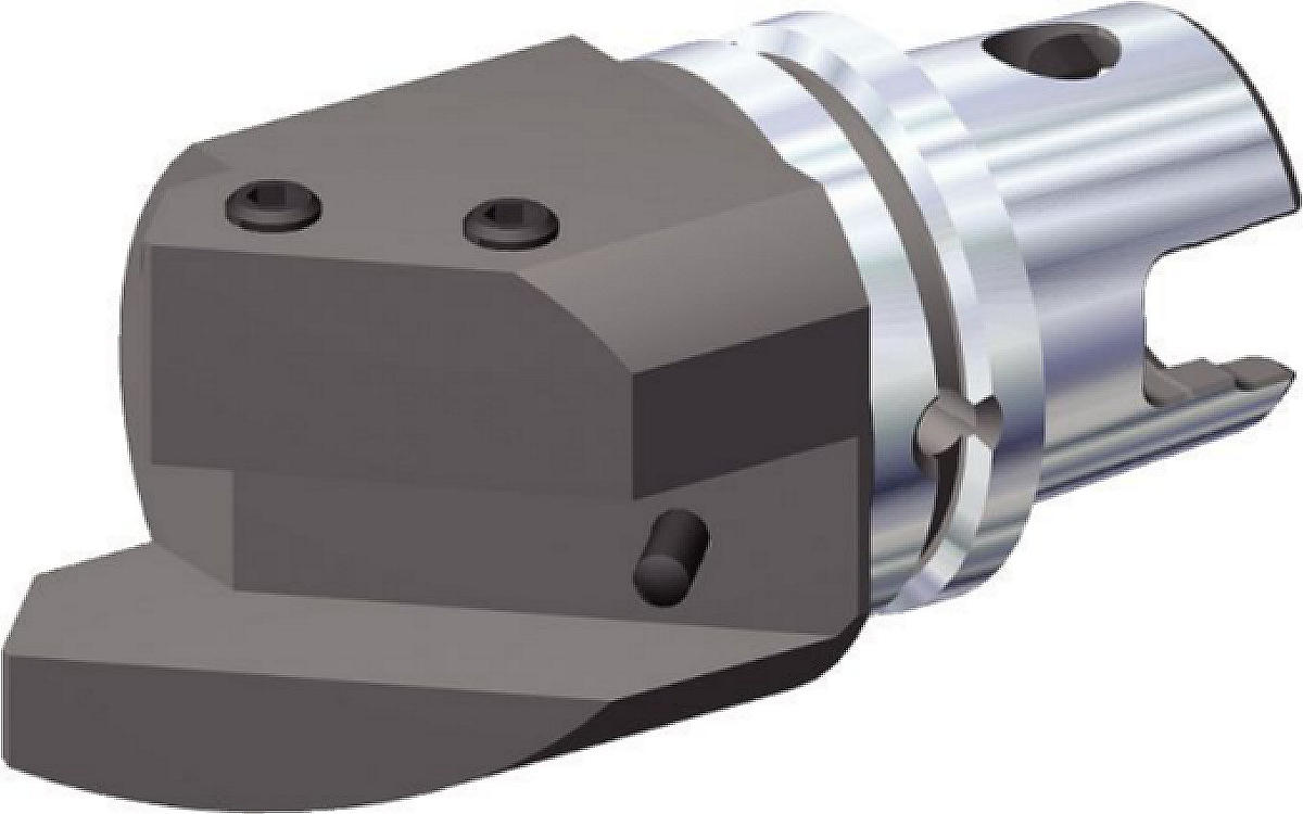 TA 45° Mount Square Shank Adapters