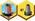 Queue —  SK BT à contact  cône face BT