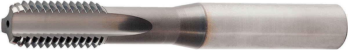 Victory™ Solid Carbide Straight-Flute Taps • Blind Holes