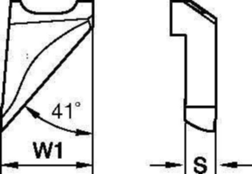 SEFAS™ Fas-Wendeschneidplatten