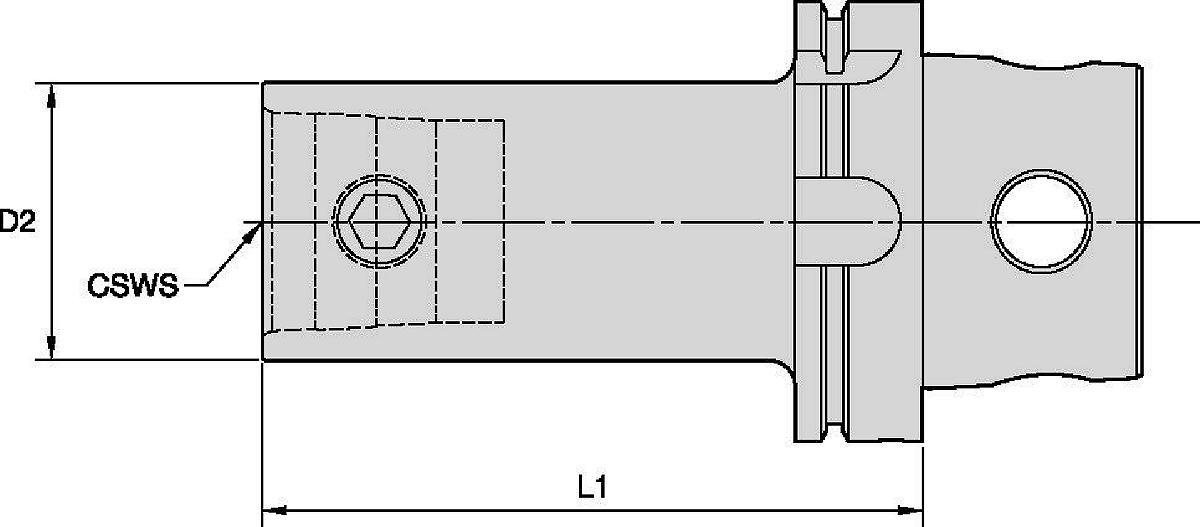 Modulare KM™-Werkzeugaufnahmen