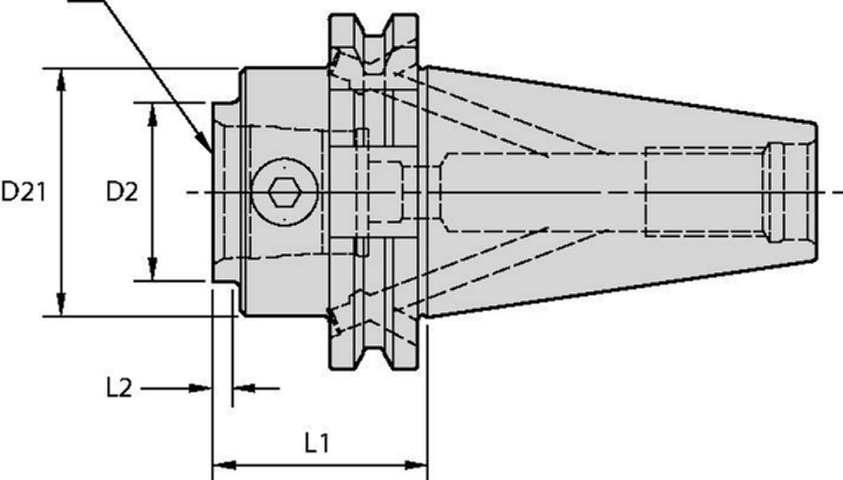 Adaptadores modulares KM™