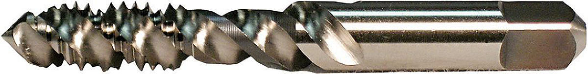 Spiral-Flute Taps • Series 2314/5314 • Machine Screw and Fractional • <br />Bottoming Chamfer