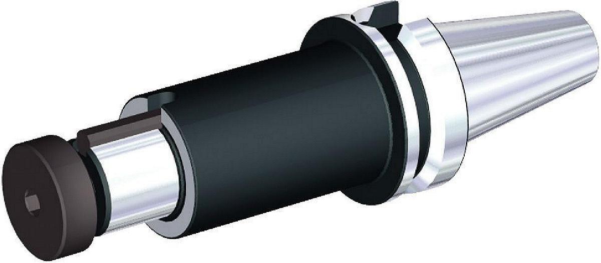 槽铣刀接头 • 用于模块化铣刀的螺钉锁紧型接头