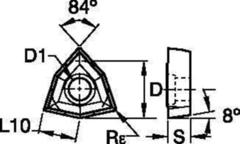 Drill Fix™ DFT™ • ST Inserts