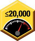 Velocidad —  20,000 min-1  máximo