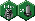 """Schaft –  SK CAT(CV)  ANSI B5.50 1""""–8 UNC- Anzugsgewinde"""