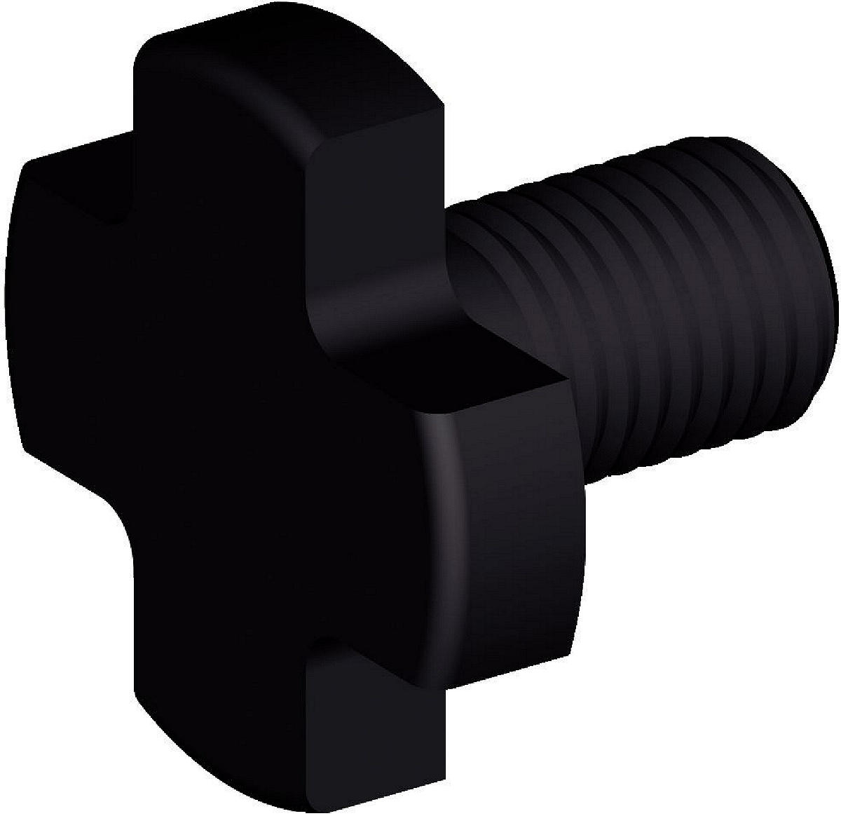 Shell Mill Adapter Lock Screws
