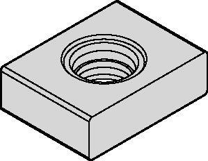 Inserts for 90° LN Slotting Cutters • LNEQ-R
